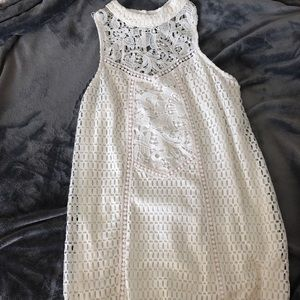 Super cute white Nordstrom dress only worn once